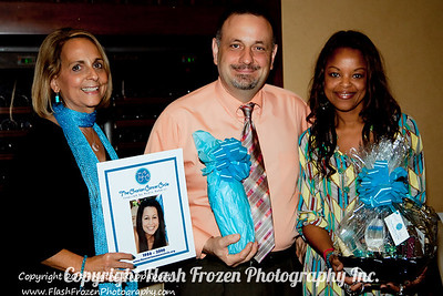 Ovarian Cancer Circle Benefit Luncheon 2014 at Ruth's Chris Woodland Hills