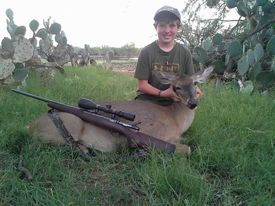T9E Ranch Youth Management Deer Hunt