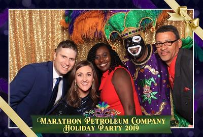 Marathon Petroleum Holiday Party 12.14.19 @ Marriott