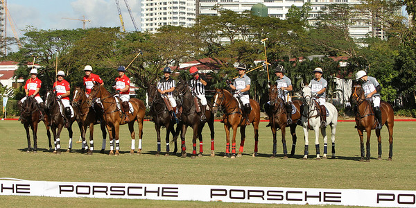 Manila Polo Club - Enrique Zobel Memorial Polo Cup - High Goal Match - Jan 2010