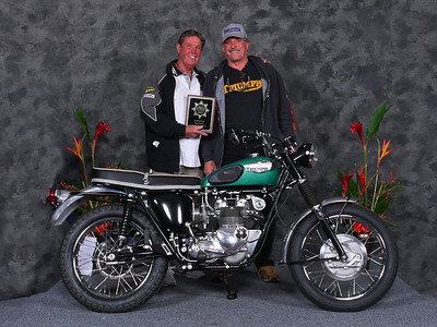 Clubmans All British Motorcycle Show Award Winners 2012
