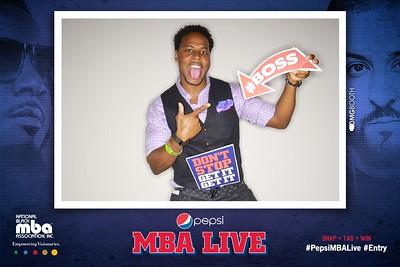 2015.09.25 #NBMBAA15 MBA Live