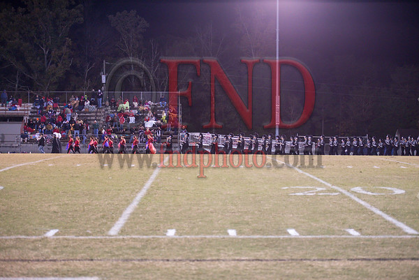 Ledford Band 10-25-13