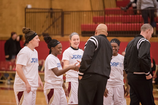 2016 Bridgewater Women's Basketball vs Lynchburg