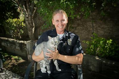 Officer Catherine Sobieski