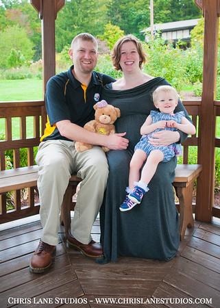 Amy and Joe Family