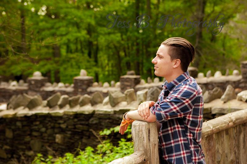 Nate's Senior Portraits