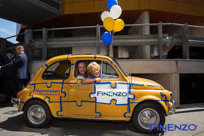 Opening Finenzo Oosterhout in Forvm Financieel Centrum