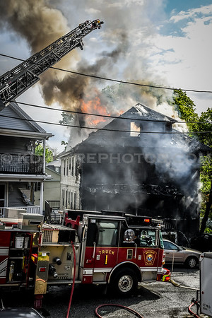 Beverly, MA 2nd Alarm - 9 Highland Terrace - 5/19/16