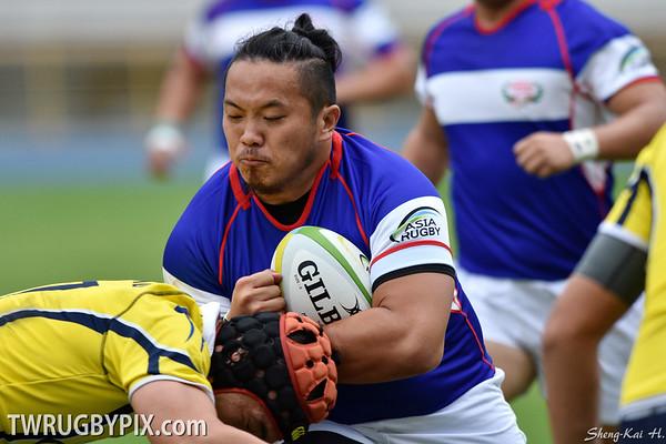 2017年亞洲盃錦標賽第二級盃賽(Asia Rugby Championship Div. 2)