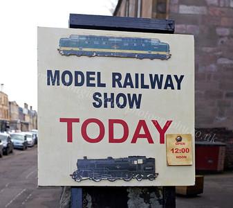 Greenock - Model Railway Exhibition - 2012