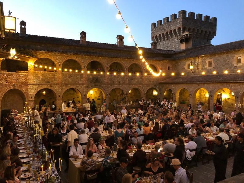 Midsummer Medieval Feast 2018