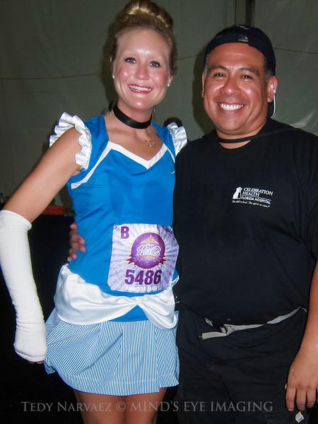 '13 1/2 Disney Princess Marthon