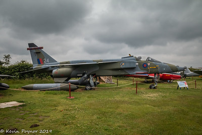 Bournemouth Air Museum, Hurn 2019