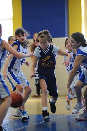 AACA Basketball Games - 5th Graders (Boys & Girls Teams)