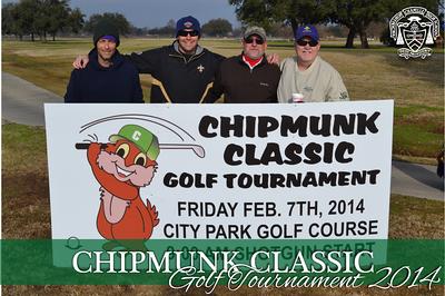 Chipmunk Classic Golf Tournament 2014