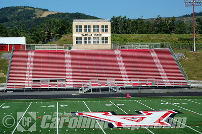 Avery County High School - MacDonald Stadium