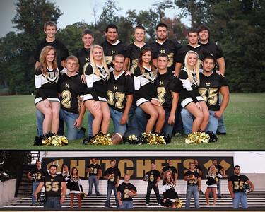 WHS Cheerleaders 2013-2014