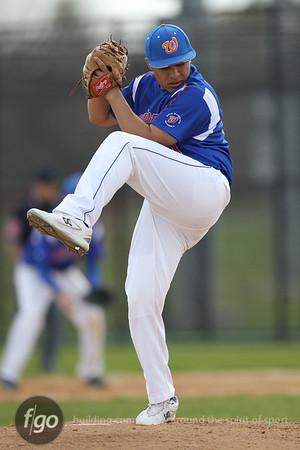 St Agnes (St Paul) v Minneapolis Washburn Baseball 5-6-11