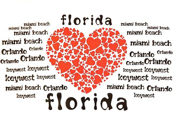 Florida Places 2016