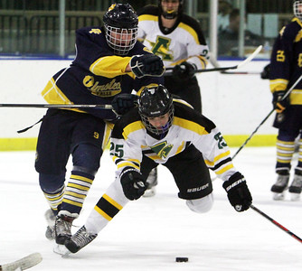 Baron Cup: Amherst beats Olmsted Falls