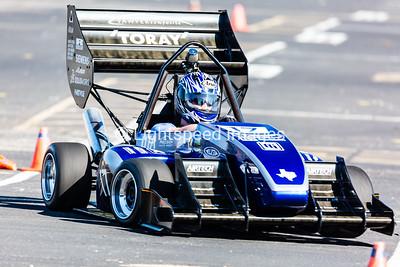 UTA Formula SAE Fall Autocross  10-14-17