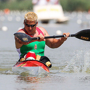 ICF Paracanoe World Cup Szeged 2014