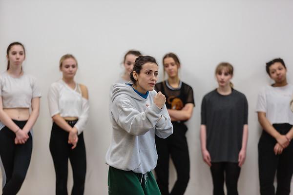 NNF 18 - Hofesh Shecter Dance Workshop