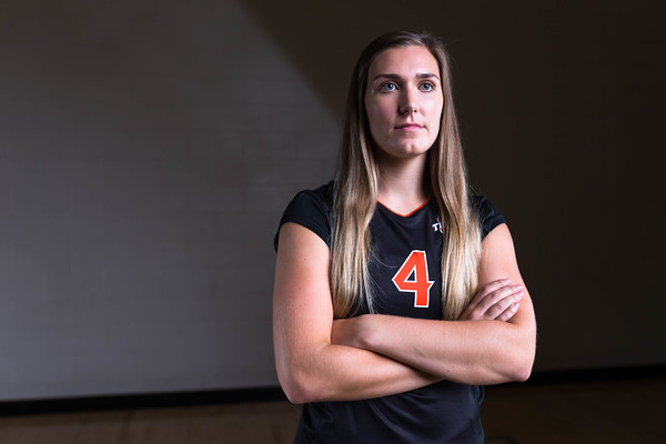 2018 Volleyball Portraits