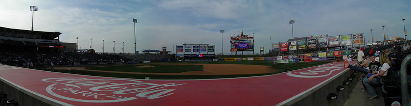 IronPigs Vs. Reading