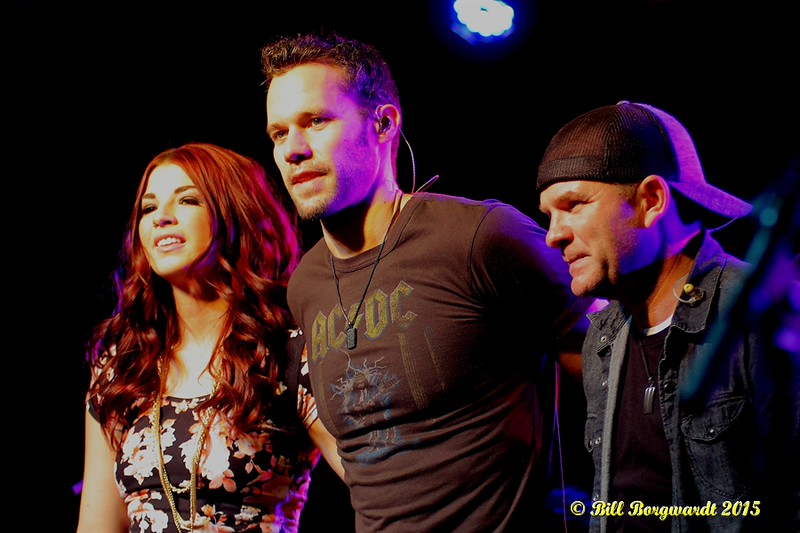 ess Moskaluke, Chad Brownlee, Bobby Wills - When The Lights Go Down tour 2015 #464