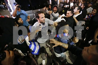 violence-follows-california-trump-rally-about-20-arrested