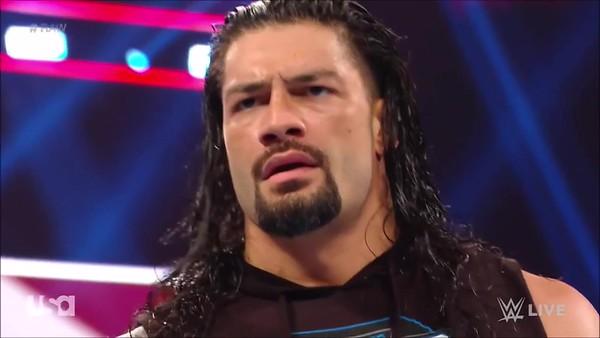 Roman Reigns - Screencaps / Raw May 27, 2019