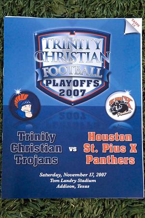 TCA vs St. Pius 11-17-2007