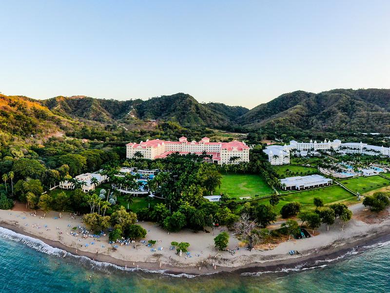 Coast resort