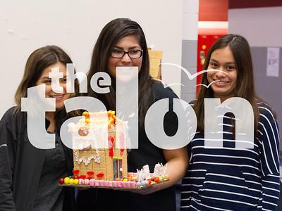 Winter Art Gingerbread Contest (11-18-16)