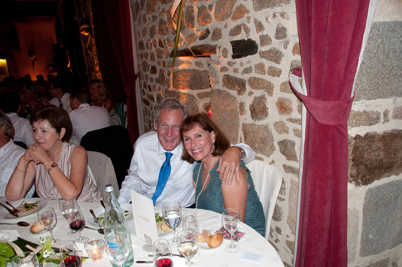 Here we are after several courses with Marie Francoise