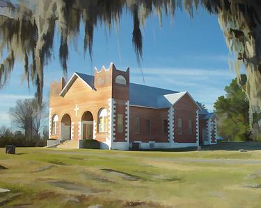 Glovers Church History