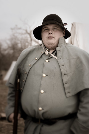 Faces of the Civil War (sort of)
