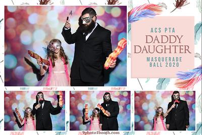 ACS PTA Daddy Daughter (Masquerade Ball 2020)