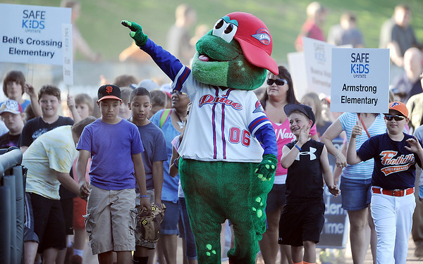 Greenville Drive And Safe Kids