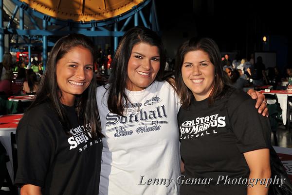 2010 CSUSM Softball in Alabama - (Gal 1) NAIA Pool Play