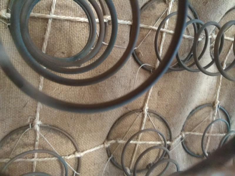 antique sofa springs