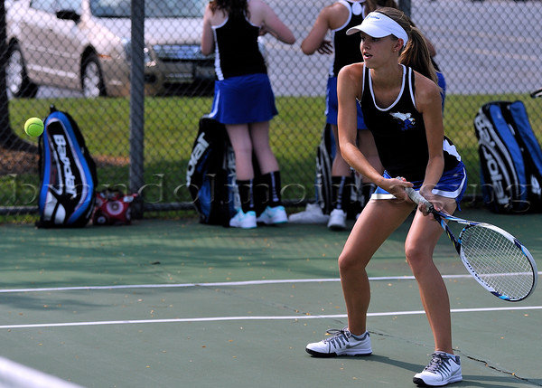 Lincoln-Way East Women's Varsity Tennis 2015