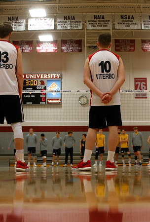 Mt. Mercy @ Viterbo MVB19
