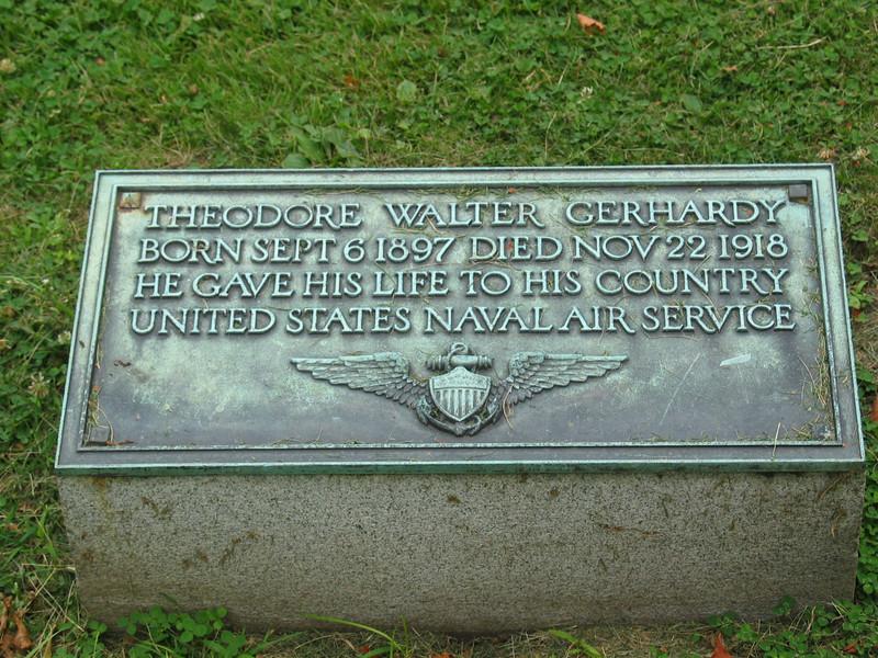 Theodore Walter Gerhardy