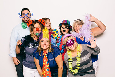 Lafayette Regional Association of REALTORS -- photobooth