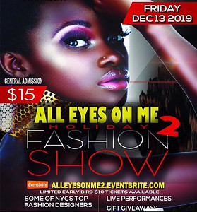 All Eyes On Me Fashion Show