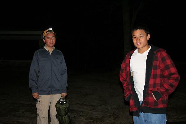 Catholic Scout Retreat 2011-Camp Cherokee