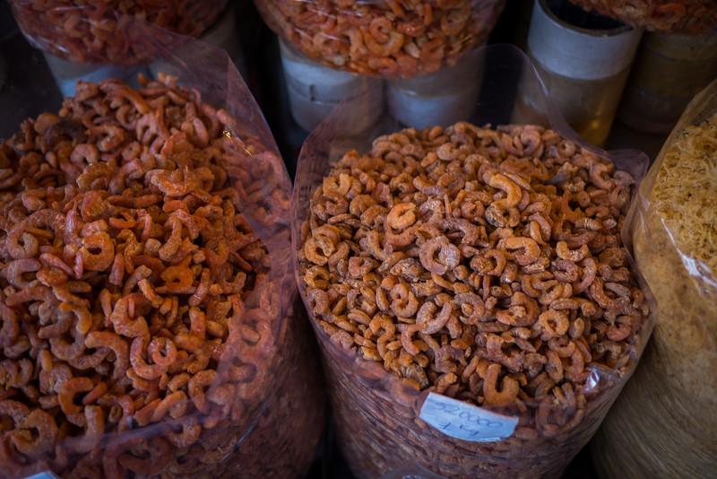 Cholon's bustling market